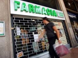 ++ SPENDING REVIEW: VERSO SERRATA FARMACIE IL 26 LUGLIO ++