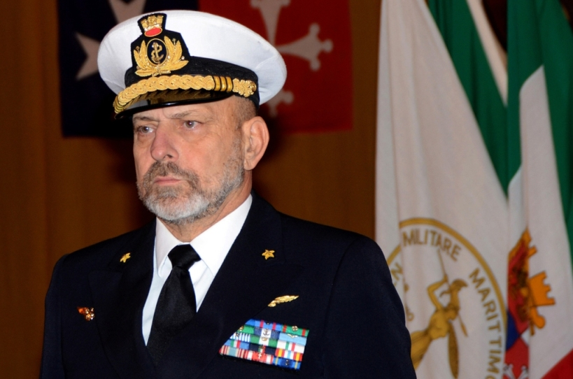 Caso Guidi, indagato anche il capo di Stato maggiore della Marina
