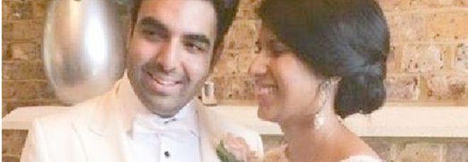 Matrimonio In Spiaggia Taranto : Fasano matrimonio indiano oggi il ricevimento è in