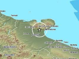 altro terremoto gargano