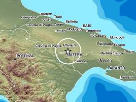 murge terremoto