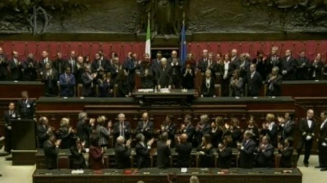 Il discorso del presidente stupendo noi notizie for Vice presidente della camera dei deputati