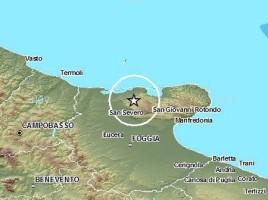 terremoto san severo