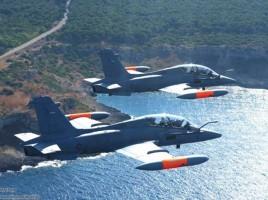 costa salento aeronautica militare