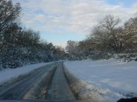 martina-mottola neve 19 gennaio 2016