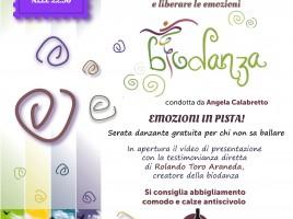 LOCANDINA Biodanza