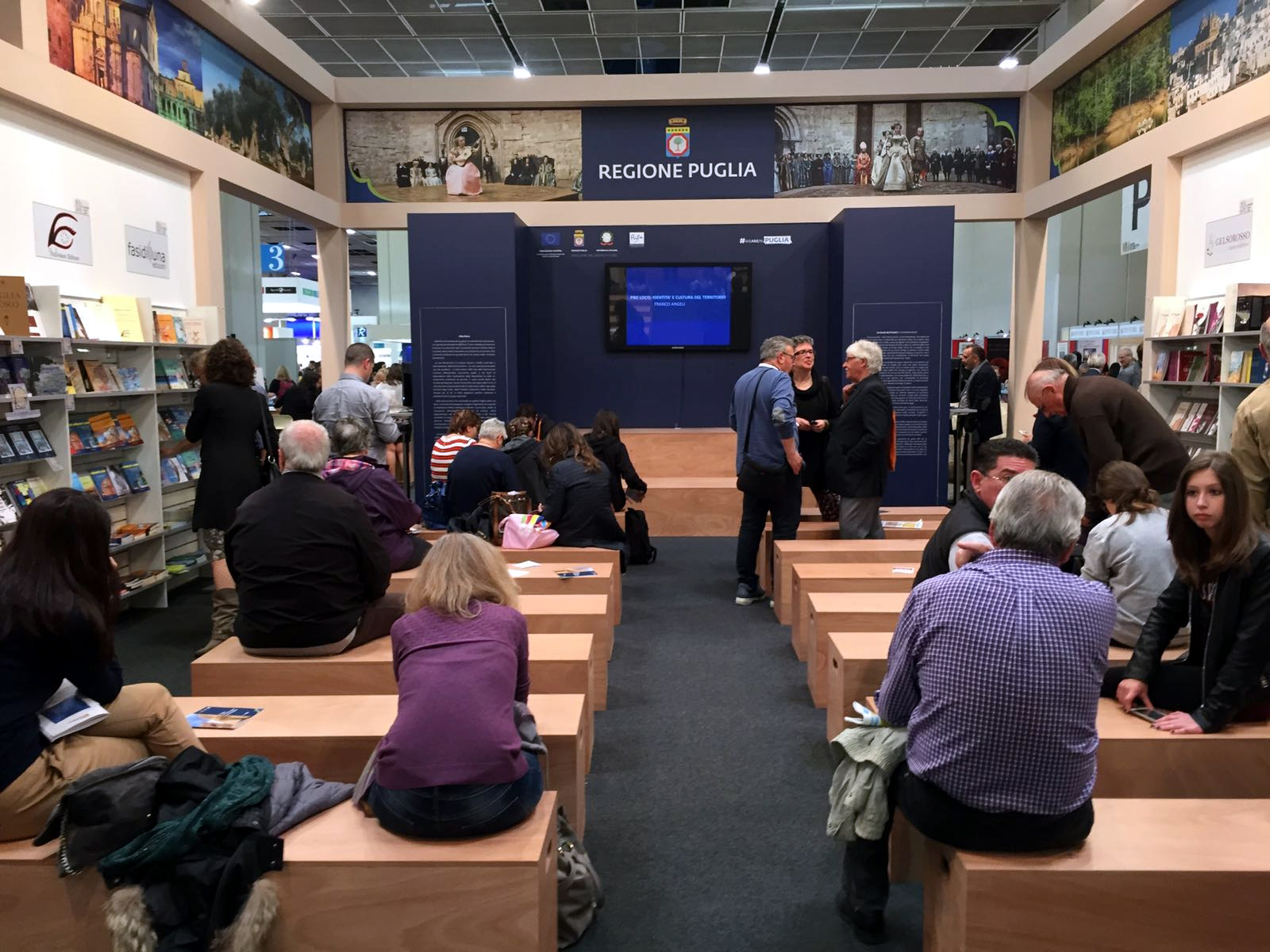 Salone torino 2018 incontro montesano - Salone del mobile torino ...