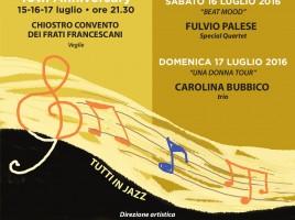 locandina - Jazz in Veglie