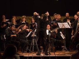 Orchestra Santa Teresa dei Maschi e Florilegium Vocis 1
