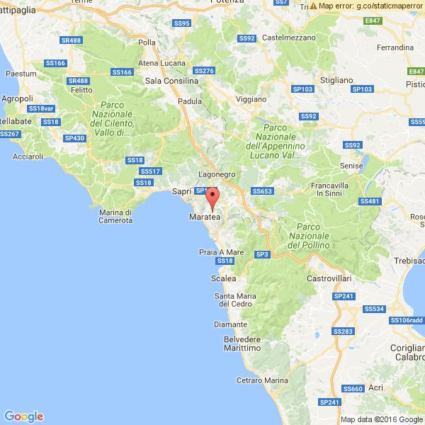 Nuova scossa di terremoto a Maratea, tra Calabria e Basilicata
