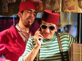Pinocchio il burattino vivente - Tubbacatubba Teatro