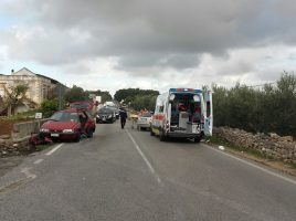 martina incidente 172 18 novembre 2016