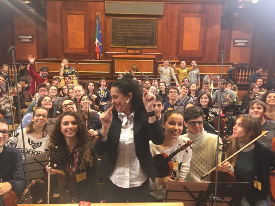 Concerto di natale al senato per la prima volta ha for Senato della repubblica indirizzo