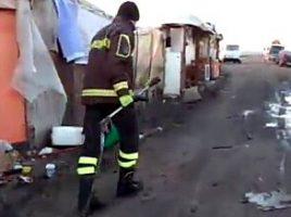 pompieri rignano
