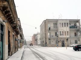 martina neve strada costeggia ateneo bruni 1
