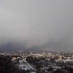 valle d'itria fra una bufera e un'altra di neve 7 gennaio 2017