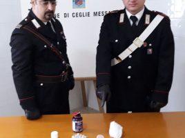 carabinieri ceglie arresto padre e figlio 4 febbraio 2017