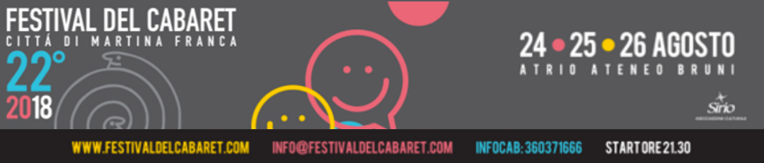 Festival del Cabaret