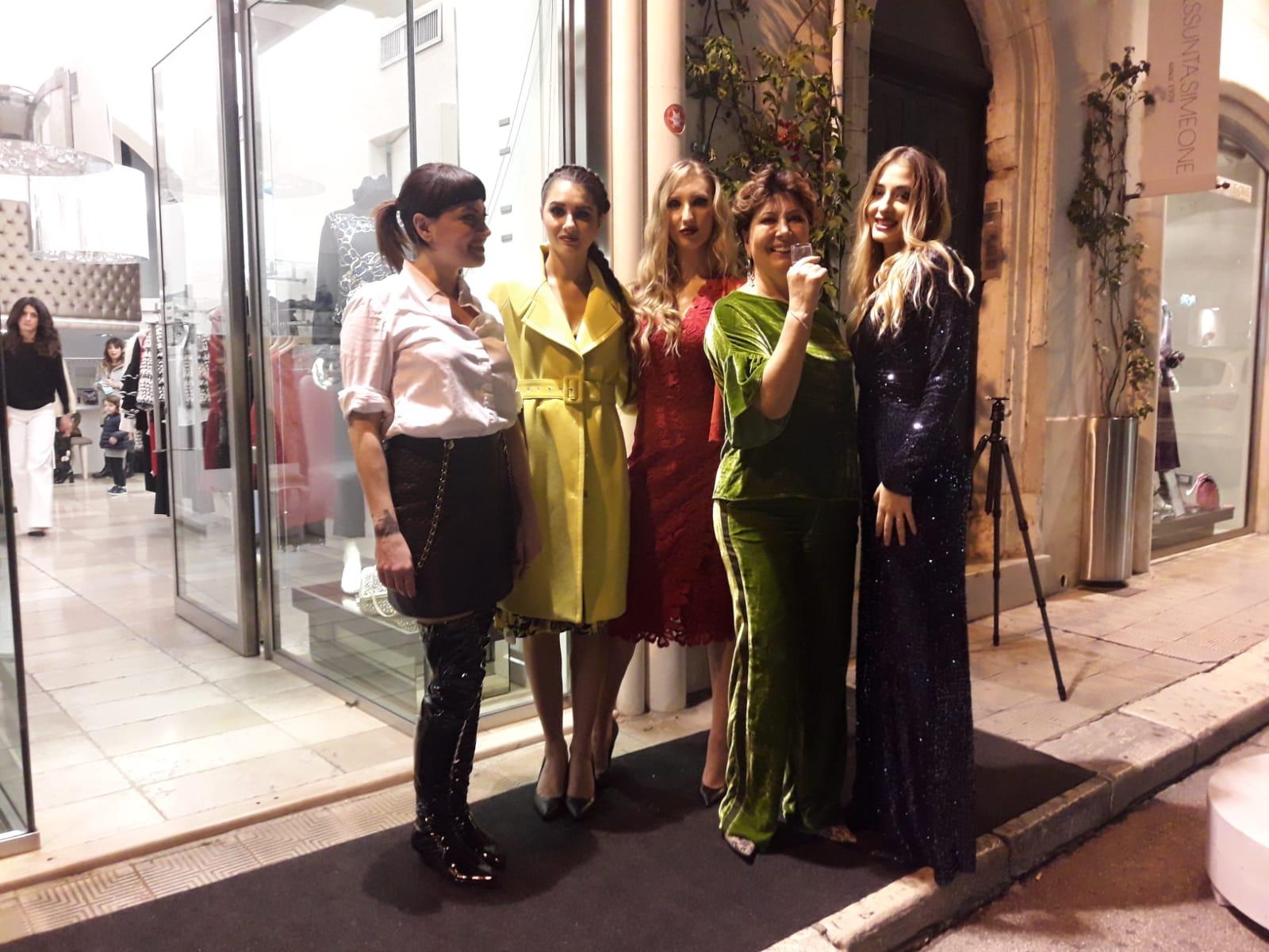 59e006dfa2dd Martina Franca  nella strada dello shopping l evento per salutare il cambio  di stagione