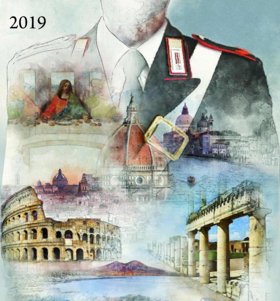 Carabinieri Presentato Il Calendario Storico 2019
