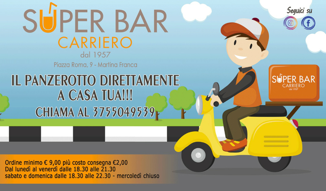 SuperBar Carriero