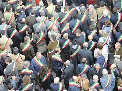 sindaci tricolore