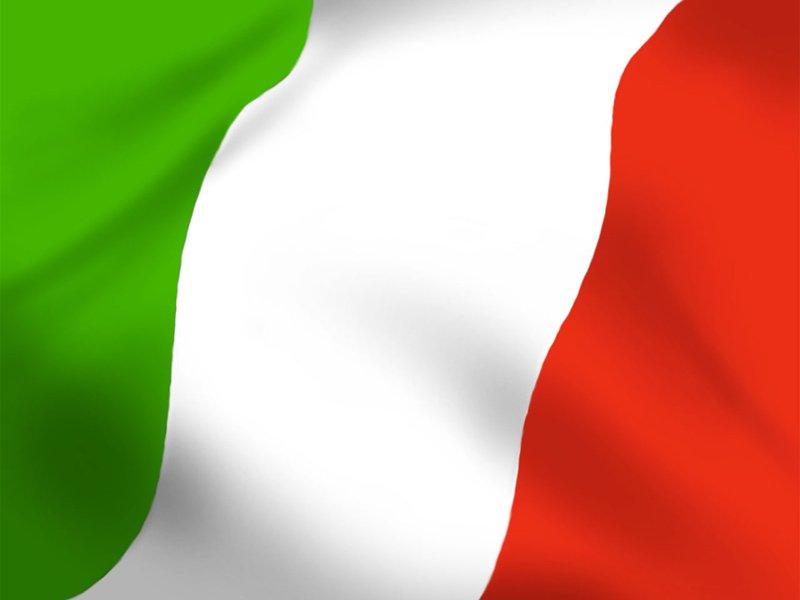 Bandiera italiana2