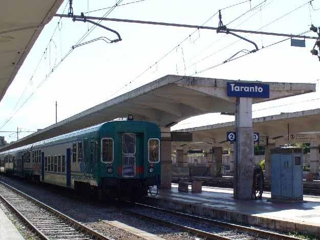 stazione Taranto