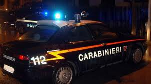 carabinieri polizia notte