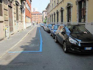 parcheggio napoli