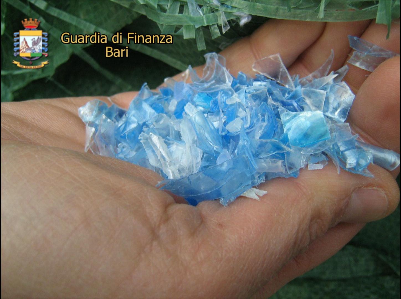 bari finanza materie plastiche