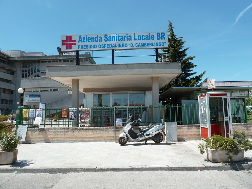 ospedale francavilla fontana