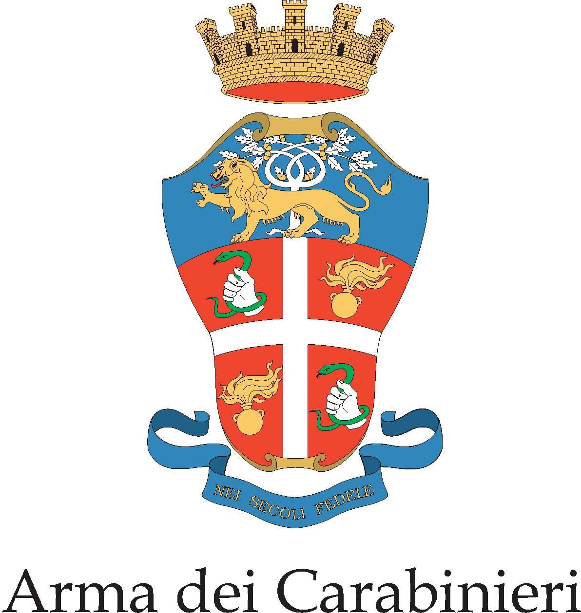 arma dei carabinieri logo