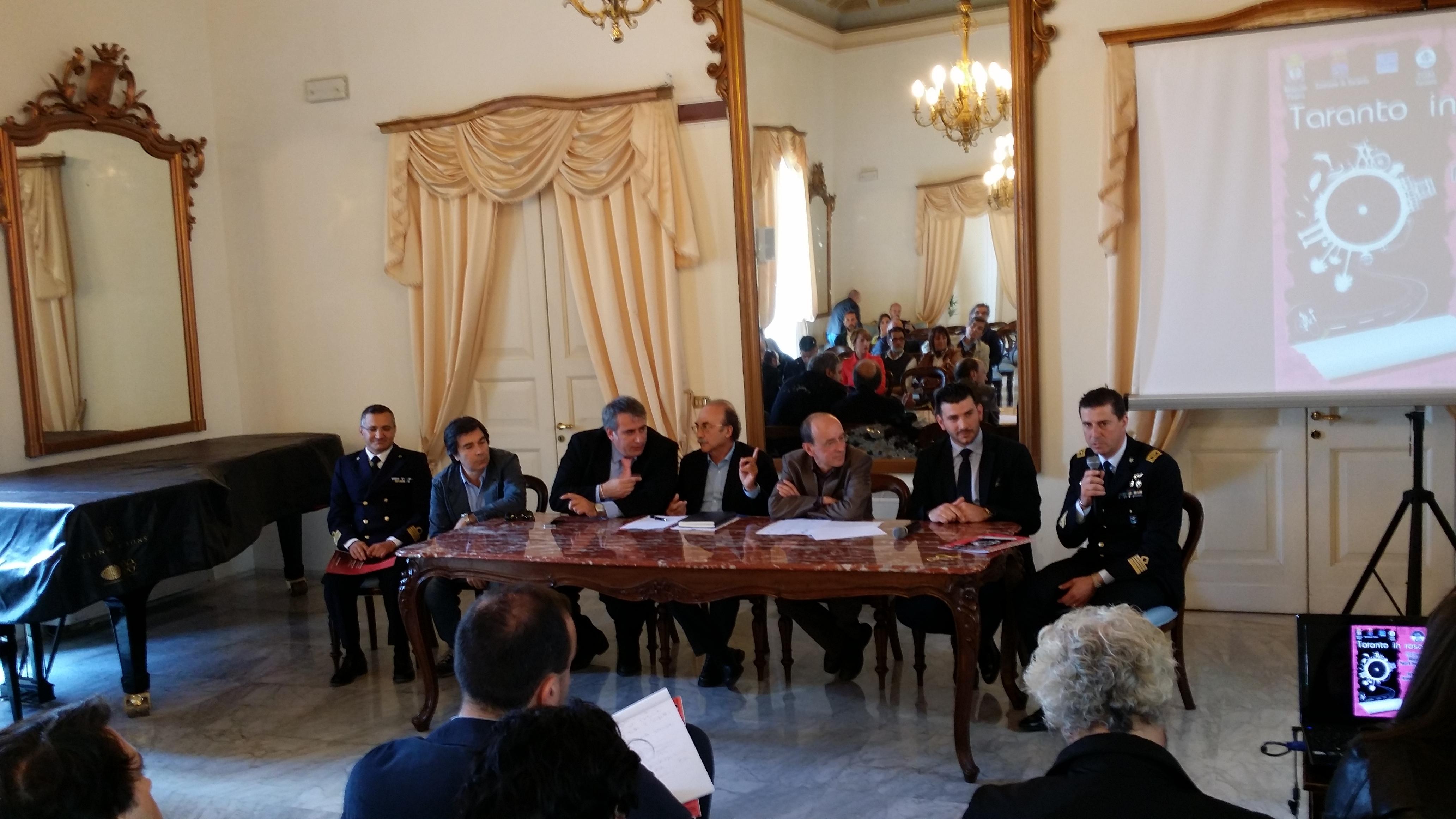 conferenza stampa giro ditalia