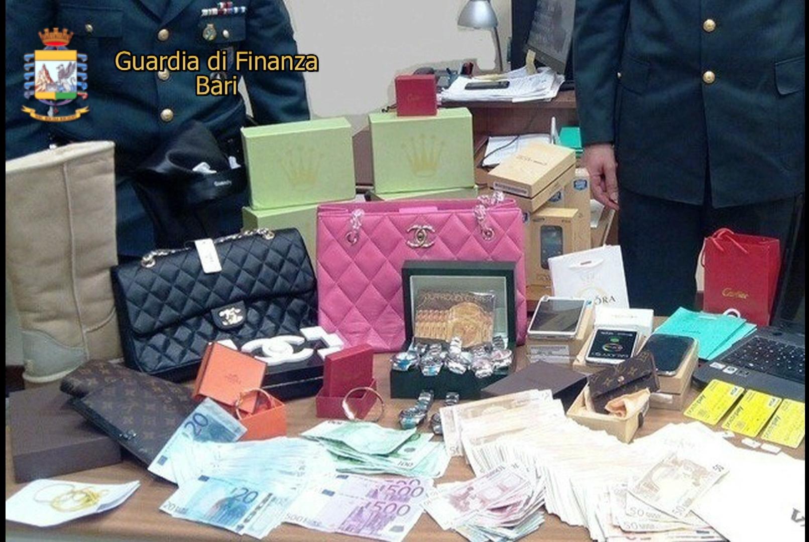 modugno contraffazione