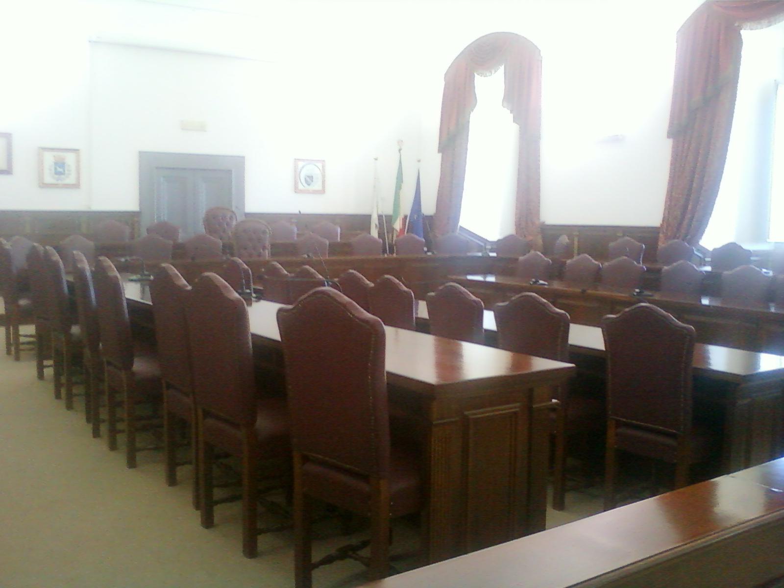 sala consiliare sorteggio scrutatori