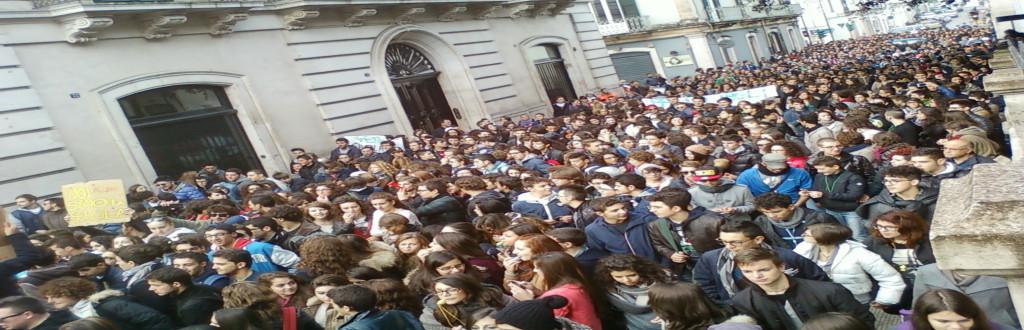 corteo sciopero24 novembre 2012