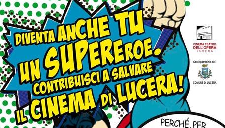 cinema lucera