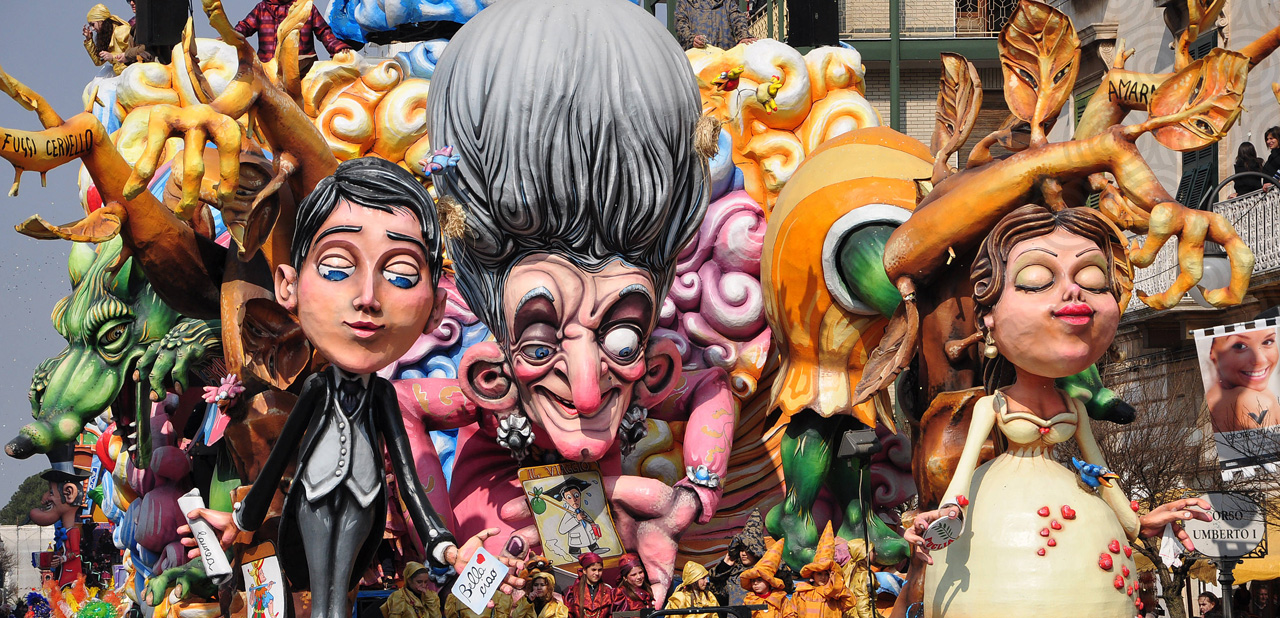 carnevale putignano home page