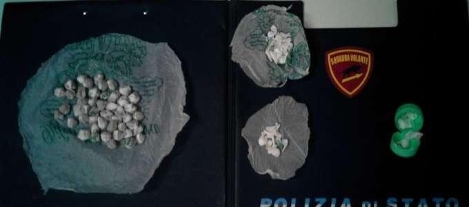 droga san severo polizia