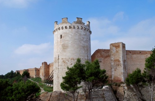 castello lucera