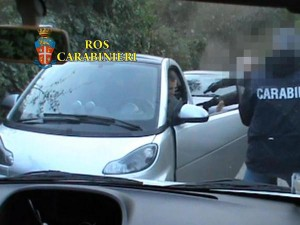 carabinieri roma migranti