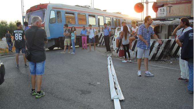 treno incidente