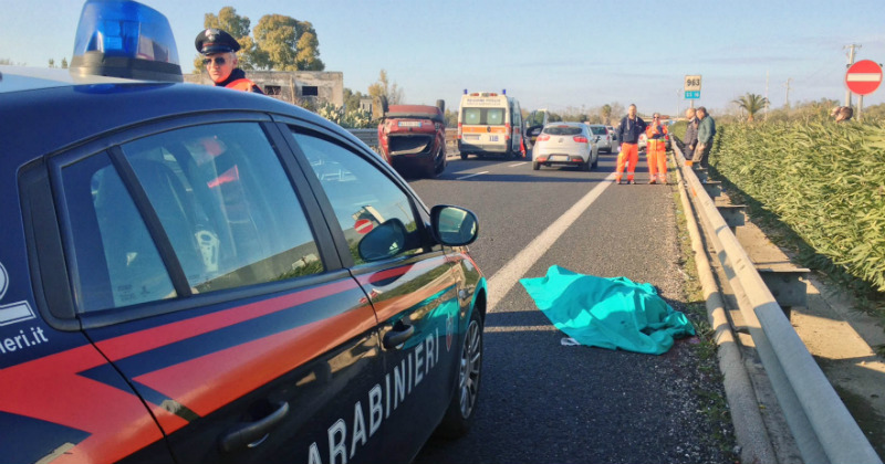 incidente cavallino