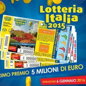 lotteria italia estrazione il 6 gennaio 2016 544491