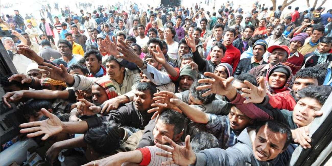 migranti dagospia