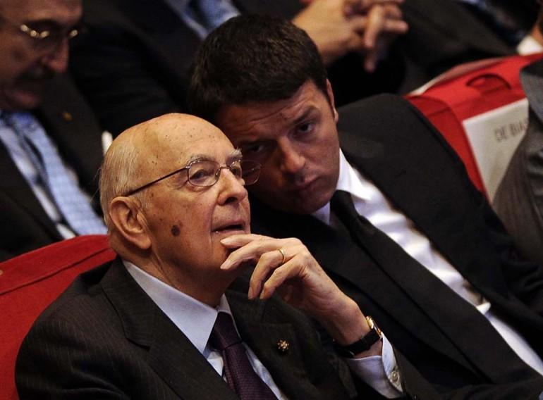 Renzi Napolitano 2 770x568