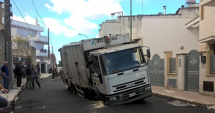 trepuzzi camion