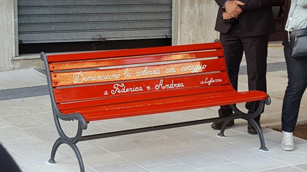 crispiano panchina rossa