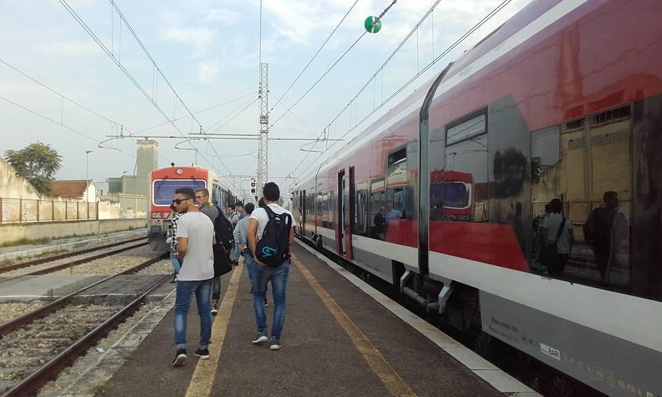 treno per bari via casamassima